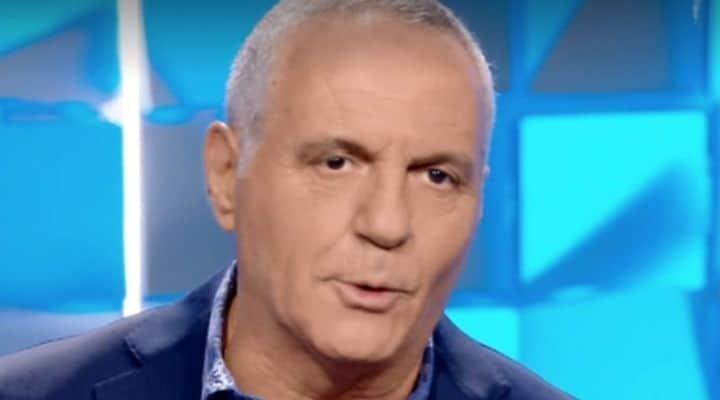 Giorgio Panariello a Verissimo