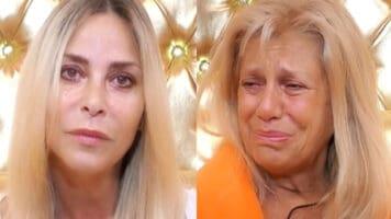 Stefania Orlando e Maria Teresa Ruta al GF Vip
