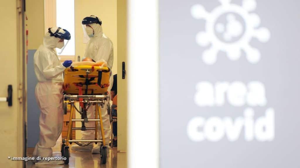 area covid ospedale