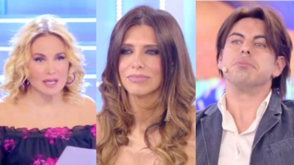 Barbara d'Urso: diffida di Valeria Marini in diretta
