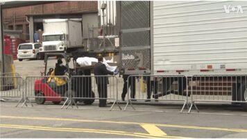 cadaveri camion new york