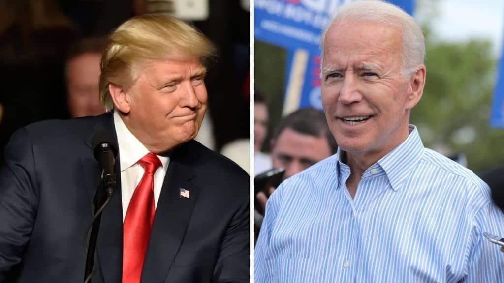 Donald Trump e Joe Biden, i candidati alle Presidenziali americane