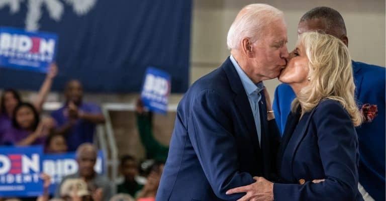 Joe Biden e la moglie, Jill Jacobs