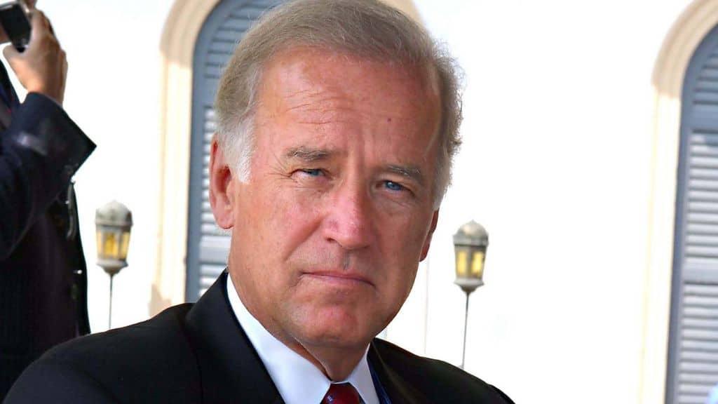 Joe Biden, primo piano