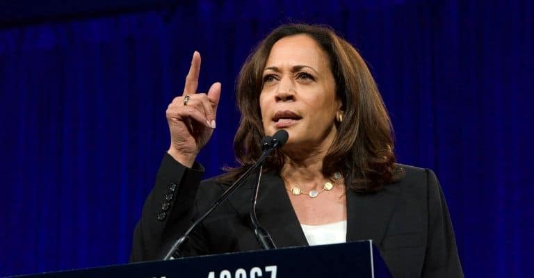 Kamala Harris, ex Attorney General della California