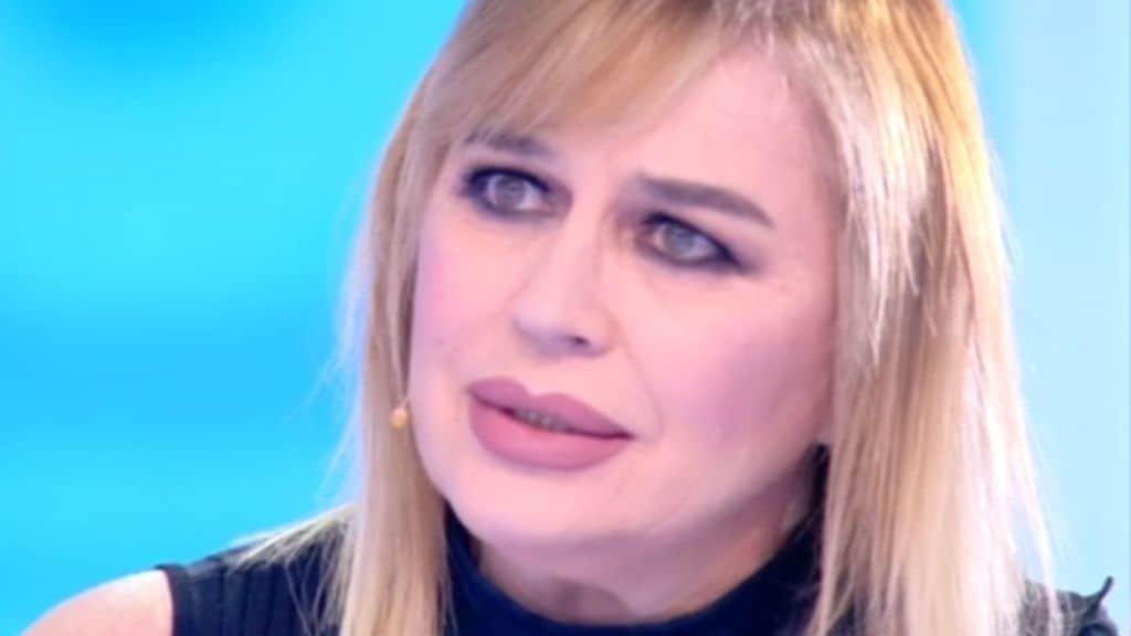 Lory Del Santo da Barbara d'Urso