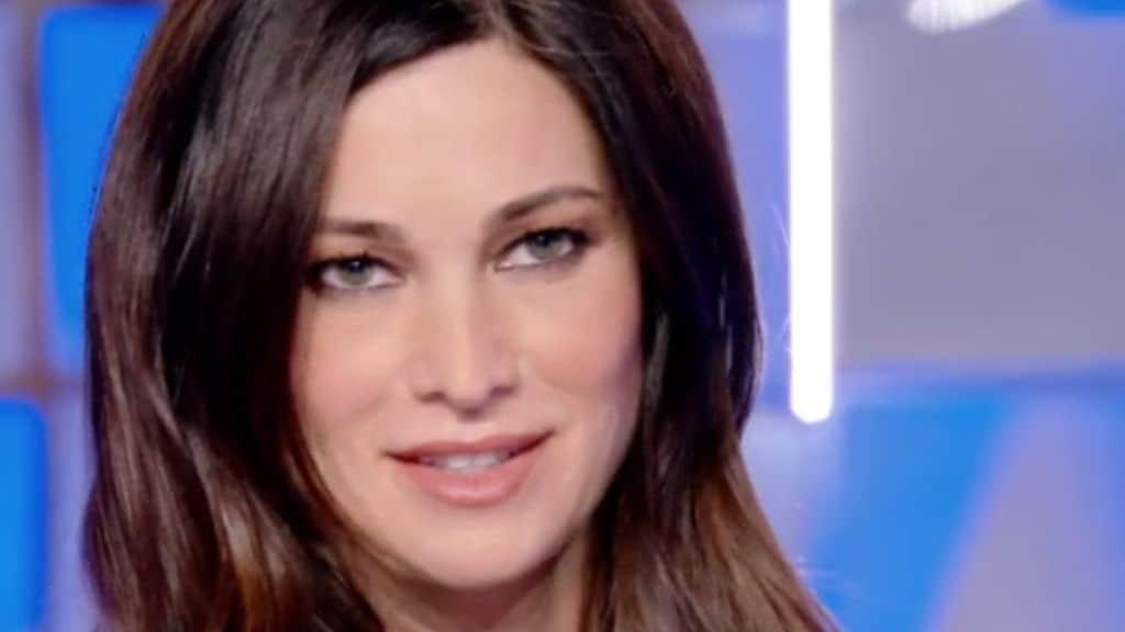Manuela Arcuri a Verissimo