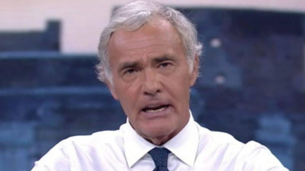 Massimo Giletti |  carriera in tv e vita privata del presentatore
