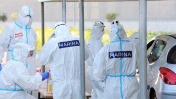 coronavirus medici tamponi
