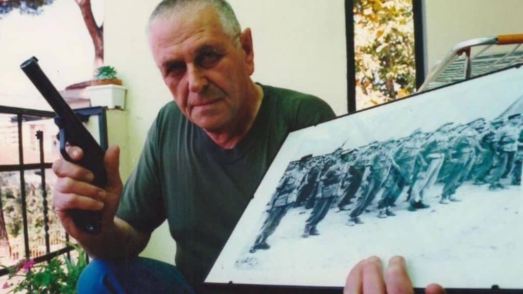 Giampiero Vigilanti, l'ex legionario coinvolto nel caso del Mostro di Firenze