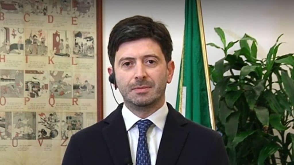 Roberto Speranza a Live