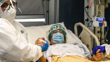 reparto di terapie intensiva