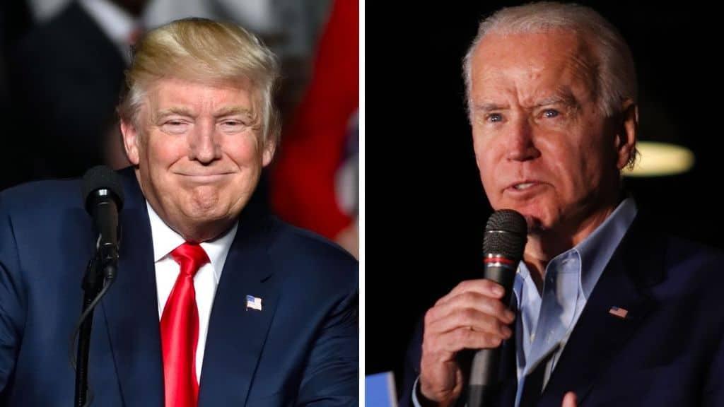Trump-Biden i candidati alle elezioni presidenziali americane