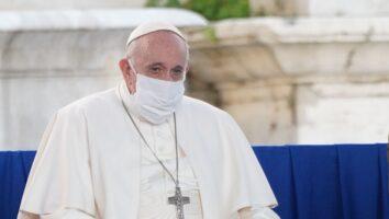 Papa Francesco malato