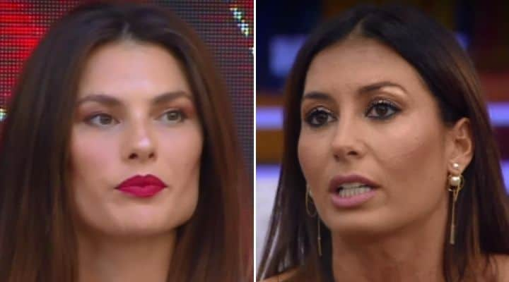 Dayane Mello e Elisabetta Gregoraci al GF Vip