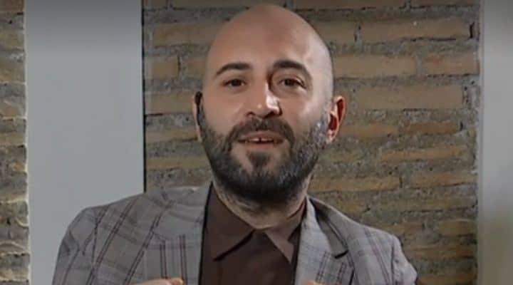 Giuliano Sangiorgi a Verissimo