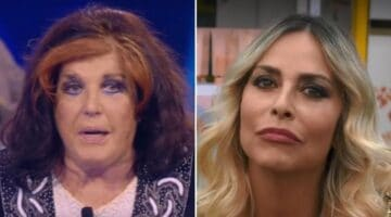 Patrizia De Blanck contro Stefania Orlando al GF Vip