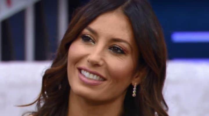 Elisabetta Gregoraci al GF Vip