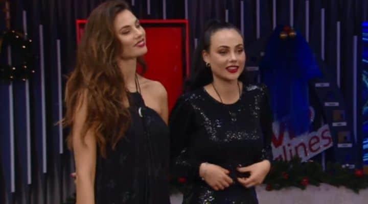 Rosalinda Cannavò e Dayane Mello al GF Vip