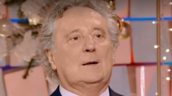 Enzo Iacchetti a Verissimo