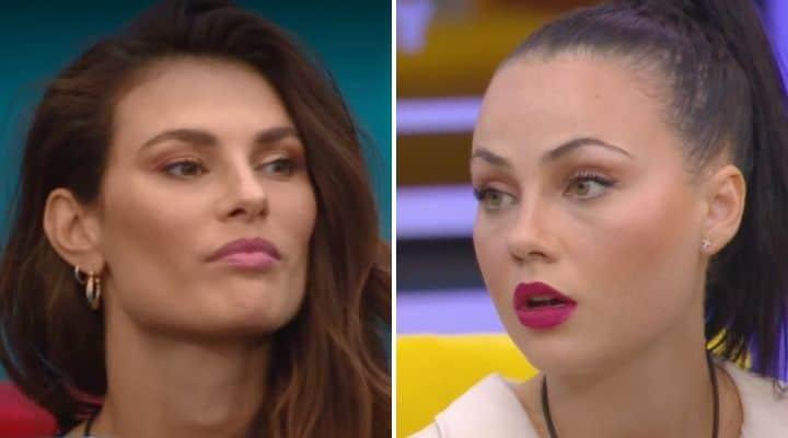 Dayane Mello e Rosalinda Cannavò al GF Vip