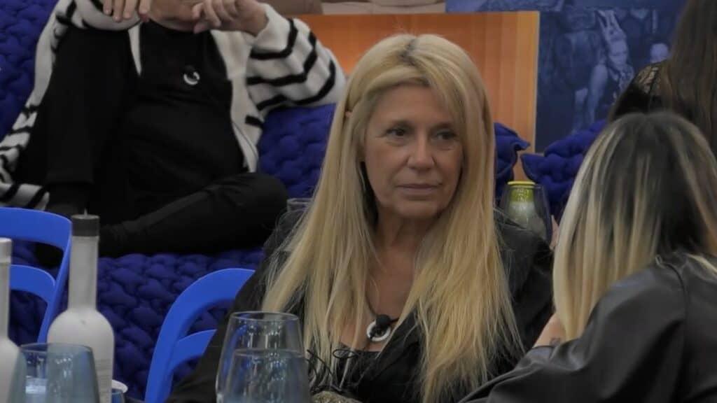 Maria Teresa Ruta espone i suoi timori su Samantha