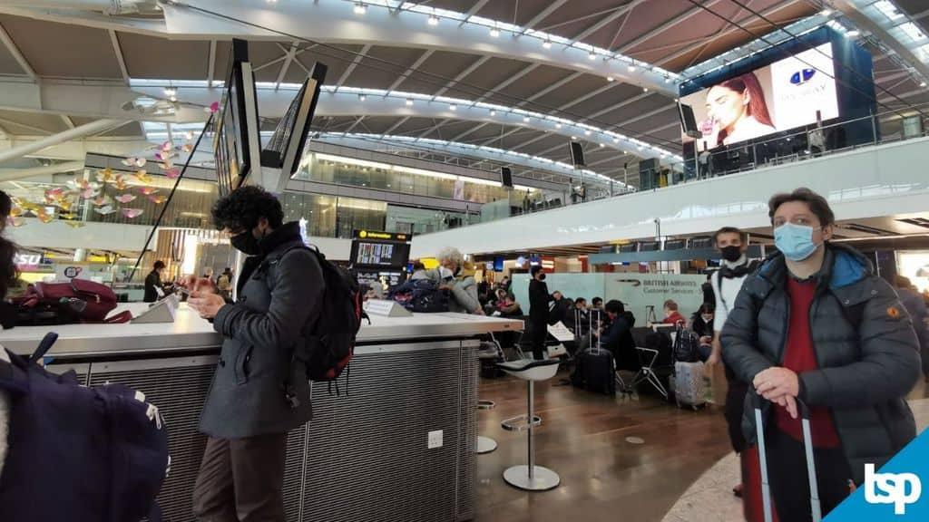 aeroporto Heathrow a londra