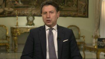 Il Presidente del Consiglio Conte ad Accordi e Disaccordi