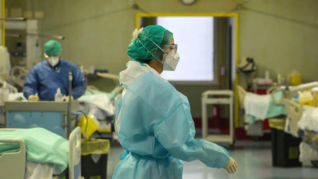 reparto rianimazione umberto I