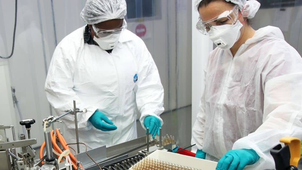 sperimentazione del vaccino contro il coronavirus