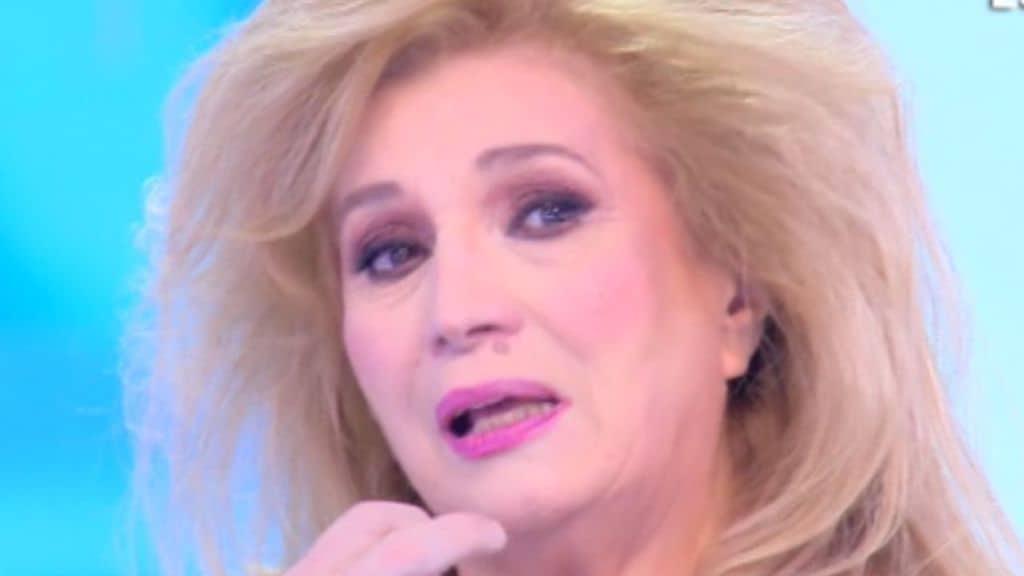 Iva Zanicchi a Domenica Live