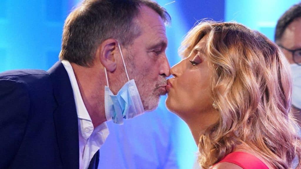 myrta merlino e marco tardelli bacio