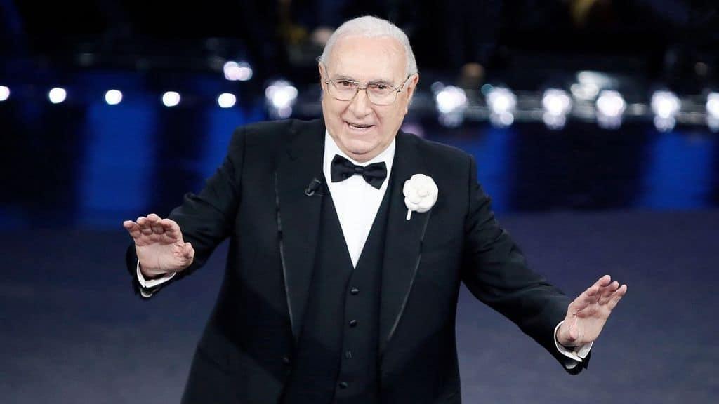 Pippo Baudo, la rivelazione sul Festival di Sanremo: la reazione alla proposta di spostarlo all'estero