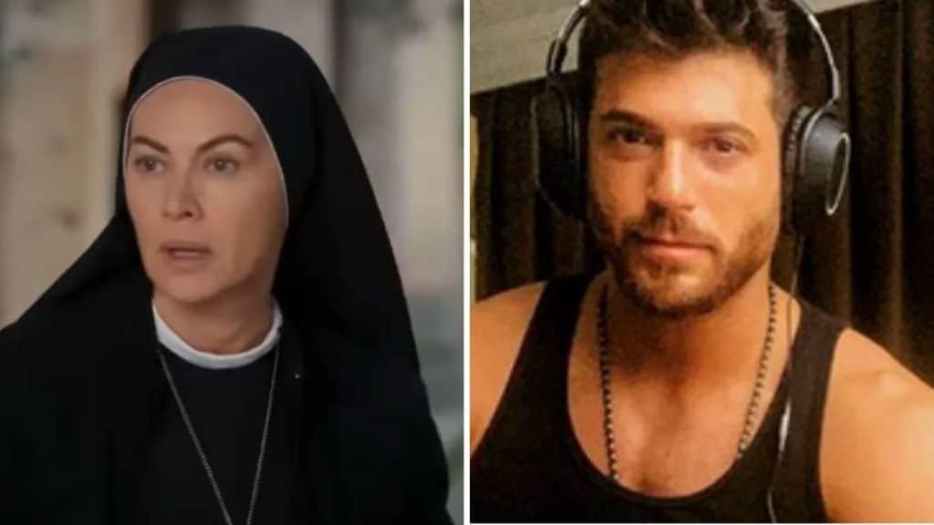 Elena-Sofia-Ricci-e-Can-Yaman-Oggi-in-tv-giovedì-14-gennaio-2020