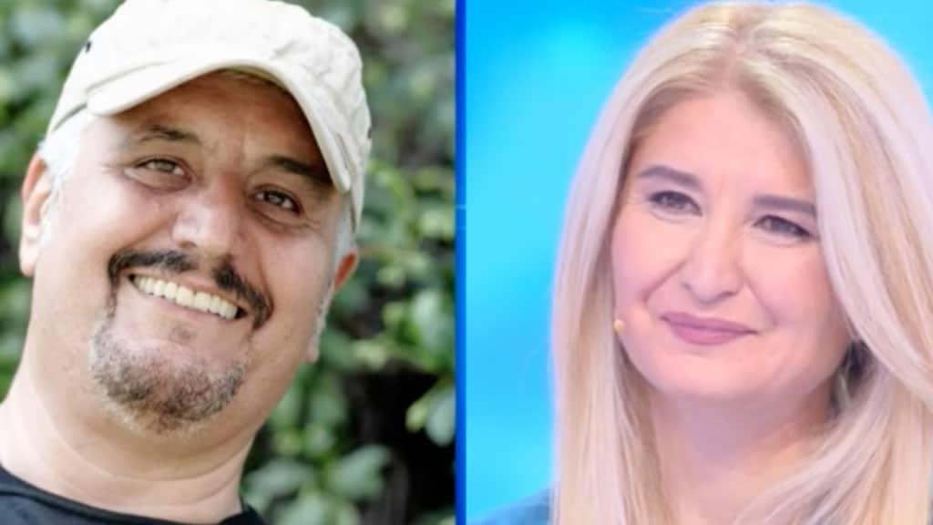 Pino Daniele e Cristina Daniele