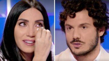 Francesca Rocco e Giovanni Masiero a Verissimo