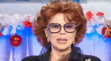 Giovanna Ralli a Domenica In