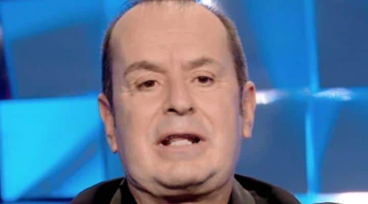 Fabio Canino a Verissimo