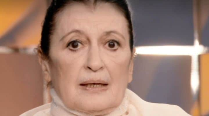 Carla Fracci a Verissimo