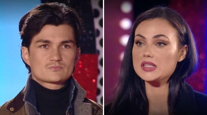Rosalinda incontra il fidanzato al GF Vip