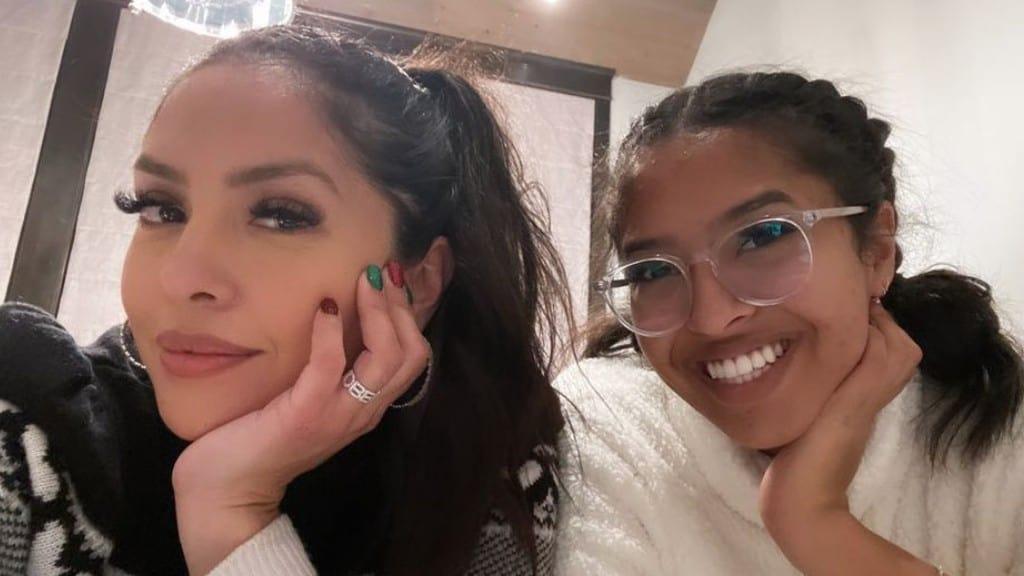 Vanessa e Natalia Bryant