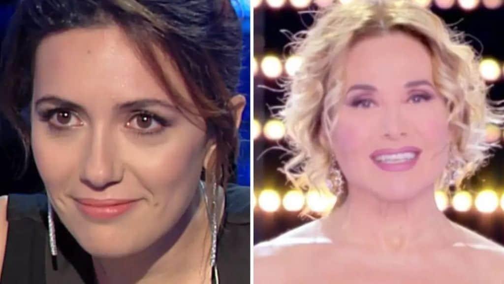 Serena-Rossi-Barbara-D'Urso-Oggi-in-tv-domenica-17-gennaio-2020