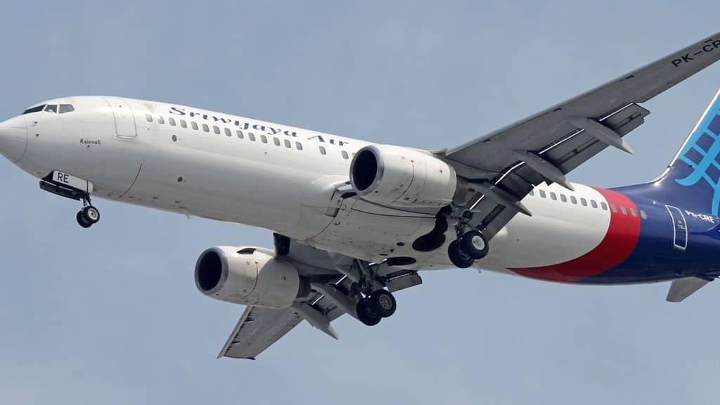 Scomparso un volo della Sriwijaya Air