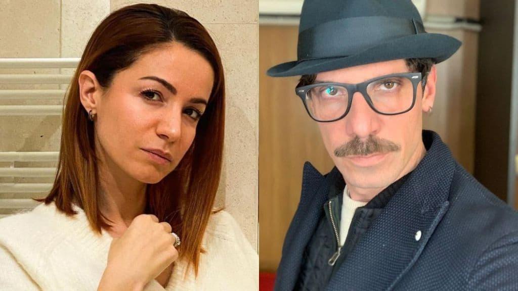 Andrea Delogu e Francesco Montanari si sarebbero lasciati: l'indizio che parla di rottura