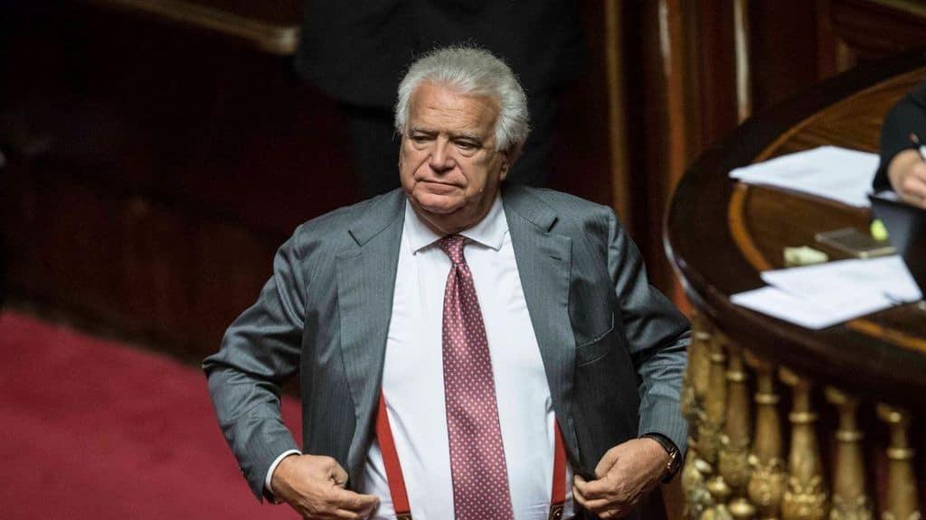Denis Verdini, ex senatore condannato al carcere