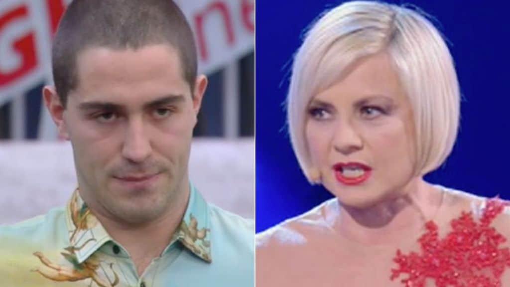 Antonella Elia e Tommaso Zorzi al GF Vip