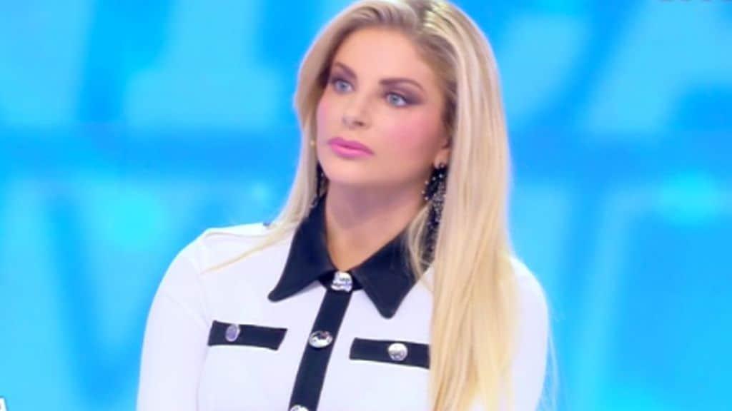 Francesca Cipriani a Domenica Live