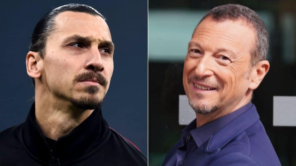 Sanremo, è polemica sulla partecipazione di Ibrahimovic. Anche il Codacons è contrario