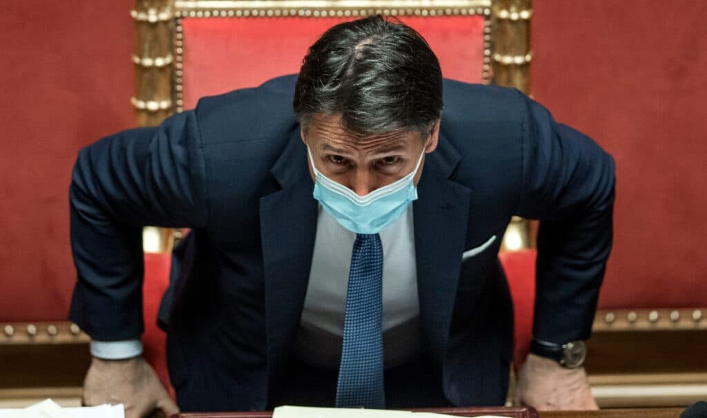 Giuseppe Conte si è dimesso: cosa succede adesso