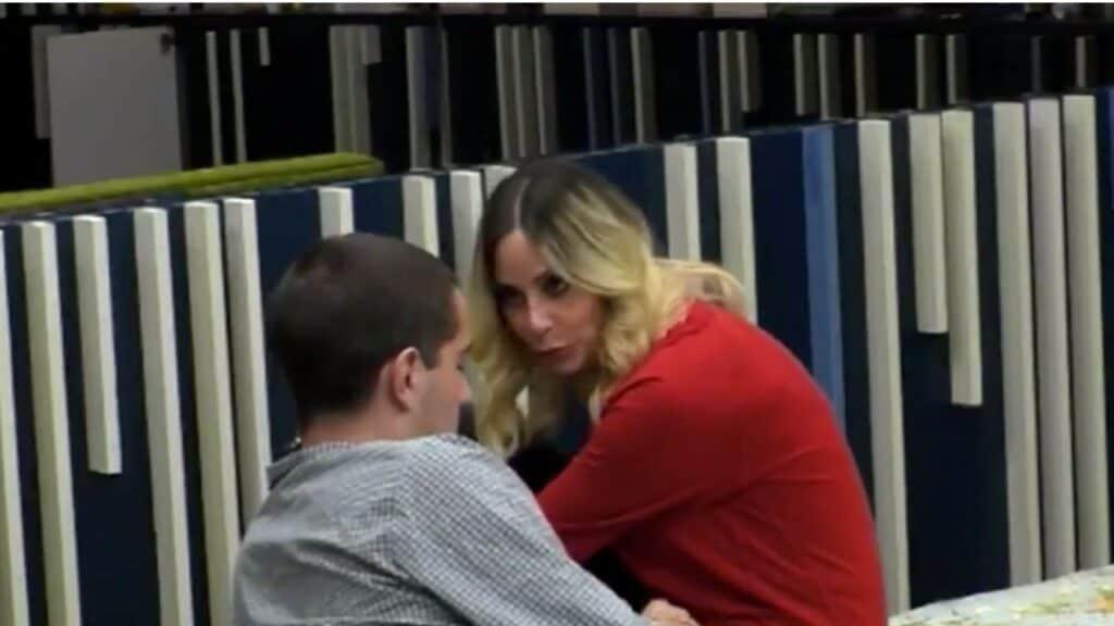 GFVip, Tommaso Zorzi e Stefania Orlando pronti a lasciare la Casa